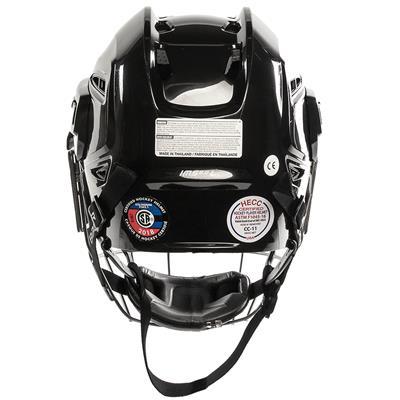 (Bauer S18 IMS 5.0 Hockey Helmet Combo)