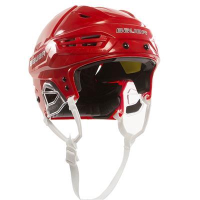Red (Bauer Re-Akt 95 Hockey Helmet)