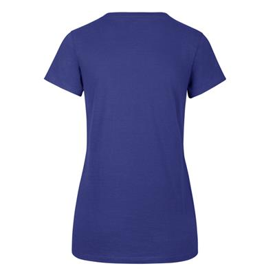 (47 Brand Flip Ultra Rival V-Neck Tee - St. Louis Blues - Womens)