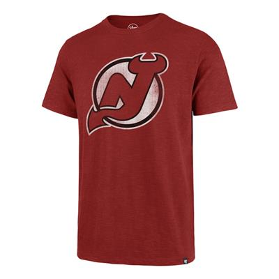 (47 Brand Grit SCRUM Tee - New Jersey Devils - Mens)