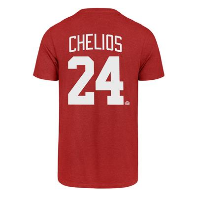 (47 Brand MVP Club Tee - Chris Chelios Detroit Red Wings - Mens)