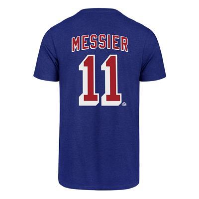 (47 Brand MVP Club Tee - Mark Messier New York Rangers - Mens)