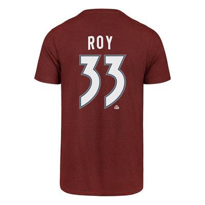 (47 Brand MVP Club Tee - Patrick Roy Colorado Avalanche - Mens)