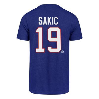(47 Brand MVP Club Tee - Joe Sakic Quebec Nordiques - Mens)