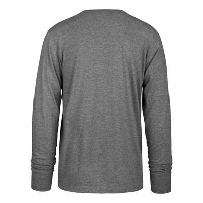 (47 Brand Pregame Super Rival Long Sleeve Tee - New York Rangers - Mens)