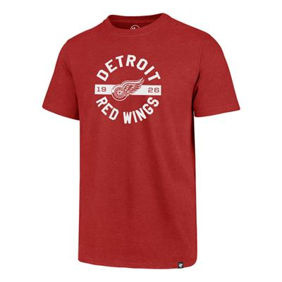 (47 Brand Roundabout Club Tee - Detroit Red Wings - Mens)