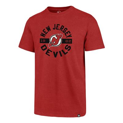 (47 Brand Roundabout Club Tee - New Jersey Devils - Mens)