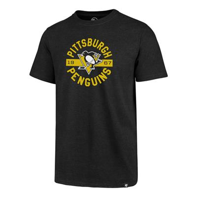 (47 Brand Roundabout Club Tee - Pittsburgh Penguins - Mens)