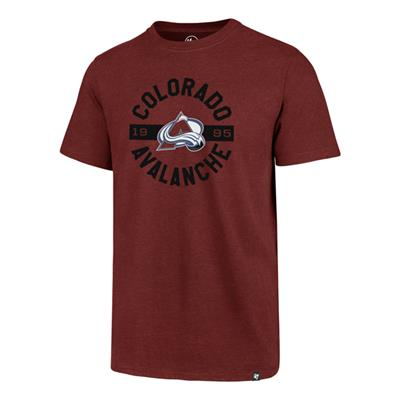 (47 Brand Roundabout Club Tee - Colorado Avalanche - Mens)
