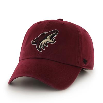 (47 Brand Clean Up Cap - Arizona Coyotes)