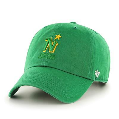 (47 Brand Clean Up Cap - Minnesota North Stars)