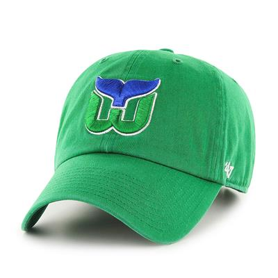 (47 Brand Clean Up Cap - Hartford Whalers)
