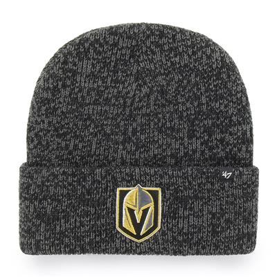 (47 Brand Brain Freeze Cuff Knit Hat - Vegas Golden Knights)
