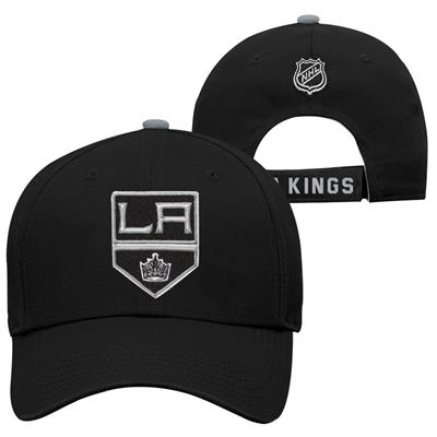 Los Angeles Kings (Adidas Los Angeles Kings Basic Youth Hat)