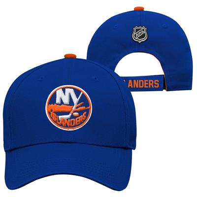 New York Islanders (Adidas New York Islanders Basic Youth Hat)