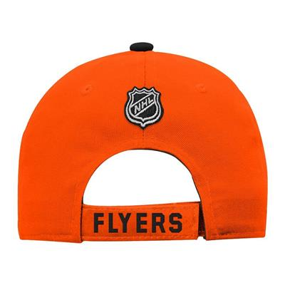 Back (Adidas Philadelphia Flyers Basic Youth Hat)