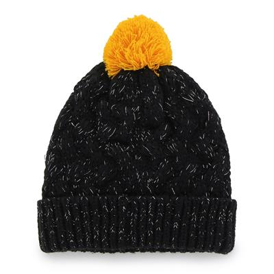 (47 Brand Fiona Cuff Knit Hat - Boston Bruins)