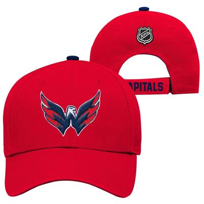 Washington Capitals (Adidas Washington Capitals Basic Youth Hat)