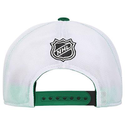 Back (Adidas Minnesota Wild Winger Youth Hat)
