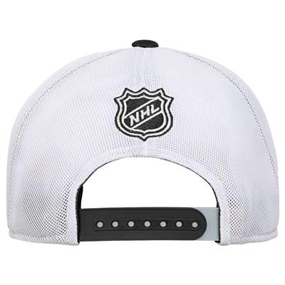 Back (Adidas Los Angeles Kings Winger Youth Hat)