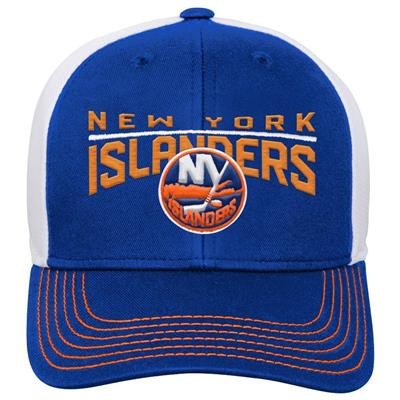 Front (Adidas New York Islanders Winger Youth Hat)