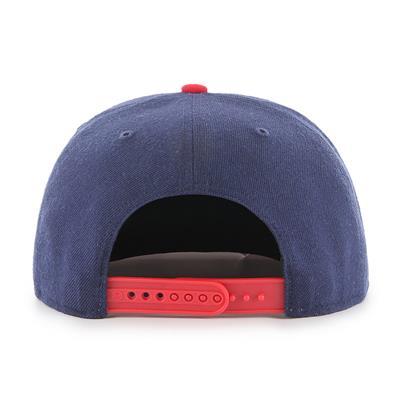 (47 Brand Sure Shot CAPTAIN Hat - Montreal Canadiens)