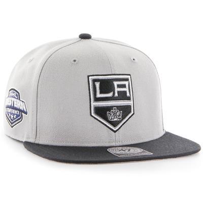 (47 Brand Sure Shot CAPTAIN Hat - Los Angeles Kings)