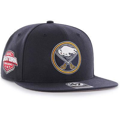 (47 Brand Sure Shot CAPTAIN Hat - Buffalo Sabres)