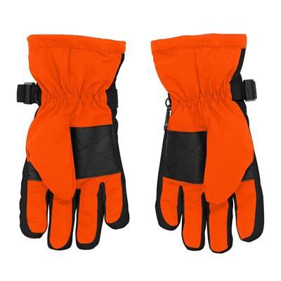Back (Adidas Nylon Winter Gloves - Philadelphia Flyers - Youth)