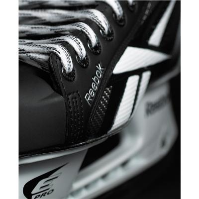 Abrasion zone (Reebok 11K Pump Ice Skates)