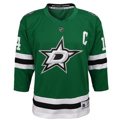 Front (Adidas Dallas Stars Benn Jersey - Youth)
