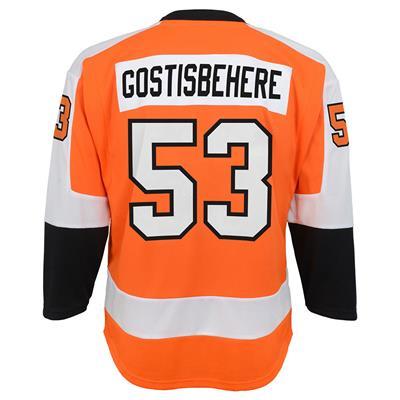 Back (Adidas Philadelphia Flyers Gostisbehere Jersey - Youth)