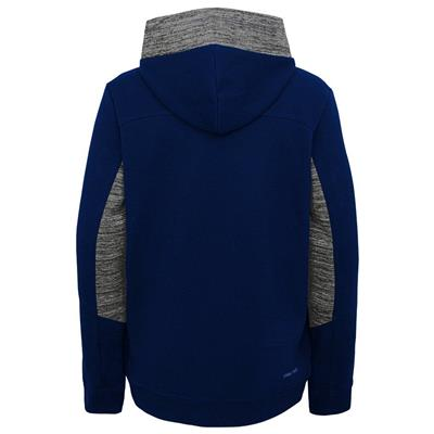 Back (Adidas Hyper Physical Hoodie - Montreal Canadiens - Youth)