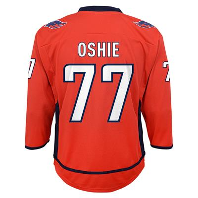 Back (Adidas Washington Capitals Oshie Jersey - Youth)