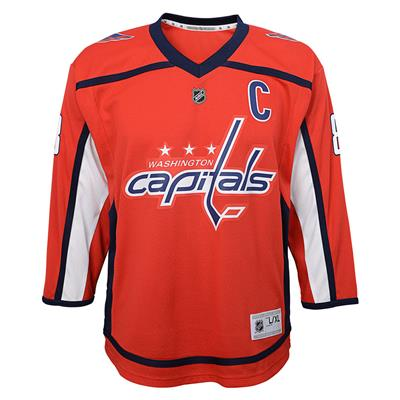 Front (Adidas Washington Capitals Ovechkin Jersey - Youth)