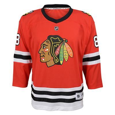Front (Adidas Chicago Blackhawks Kane Jersey - Youth)
