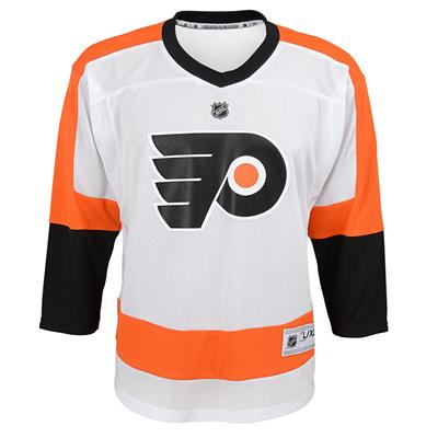 Away/White (Adidas Philadelphia Flyers Replica Jersey - Youth)