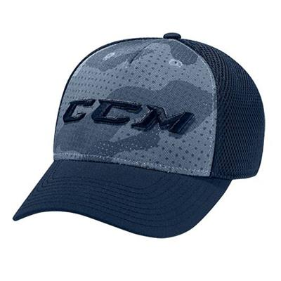 Blue (CCM Grit Structured Meshback Cap - Youth)