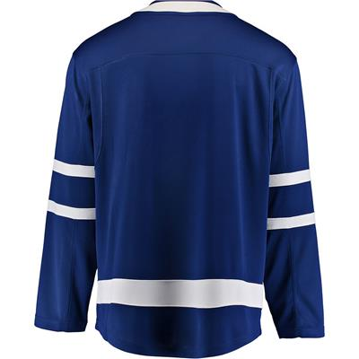 Back (Fanatics Toronto Maple Leafs Replica Home Jersey - Adult)