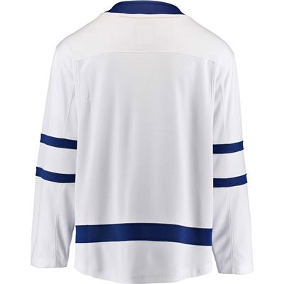 Back (Fanatics Toronto Maple Leafs Replica Away Jersey - Adult)