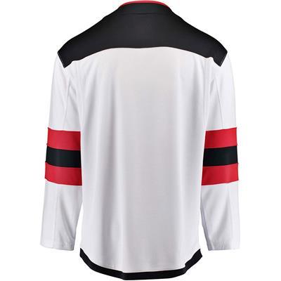 Back (Fanatics New Jersey Devils Replica Away Jersey - Adult)