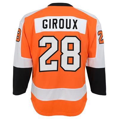 Back (Adidas Philadelphia Flyers Giroux Jersey - Youth)