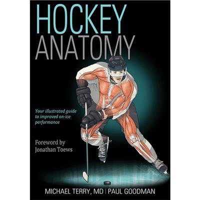 (Human Kinetics Hockey Anatomy Book)