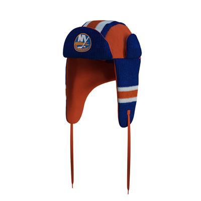 (Hockey Sockey New York Islanders Reversible Trapper Hat - Adult)