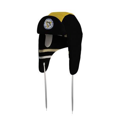 (Hockey Sockey Pittsburgh Penguins Reversible Trapper Hat - Adult)