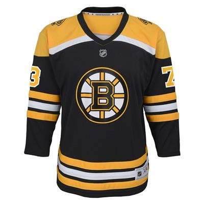 Front (Adidas Boston Bruins McAvoy Jersey - Youth)