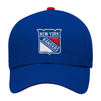 Front (Adidas New York Rangers Basic Youth Hat)
