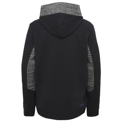 Back (Adidas Hyper Physical Hoodie - Pittsburgh Penguins - Youth)