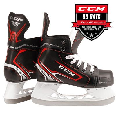 (CCM JetSpeed FT340 Ice Hockey Skates)