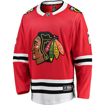 Front (Fanatics Chicago Blackhawks Replica Jersey - Duncan Keith - Adult)